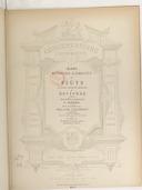 Célèbre méthode complète de flûte (systèmes Boehm et ordinaire), nouvelle édition augmentée par G. Gariboldi, revue et complétée par Philippe Gaubert