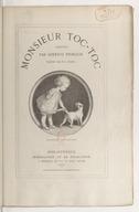 Monsieur Toc-Toc / vignettes par Lorentz Froelich ; texte par P.-J. Stahl...