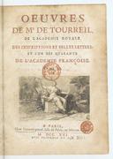 Oeuvres de Mr de Tourreil,.... Tome 2