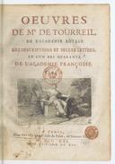 Oeuvres de Mr de Tourreil,.... Tome 1