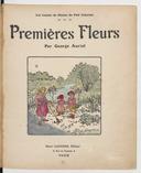 Premières fleurs / par George Auriol