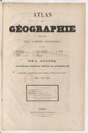 Atlas de géographie... (Nouvelle édition) / par L. Gaultier