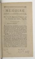 Mémoire adressé à l'Assemblée nationale par S. A. R. Mgr Comte d'Artois, & les Princesdu Sang, fugitifs