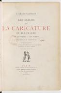 Les moeurs et la caricature en Allemagne, en Autriche, en Suisse : ouvrage illustré (2e édition) / J. Grand-Carteret ; avec préface de Champfleury