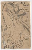 Éros vanné / paroles de Maurice Donnay ; [couverture illustrée par H. de Toulouse-Lautrec]