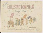 L'Illustre dompteur / par P. Guigou et A. Vimar