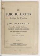 Le Guide du lecteur. Solfège du pianiste... Suivi de trois recueils de pièces classiques d'auteurs anciens et modernes, choisies, classées et doigtées par L. Lemoine. Volume 3