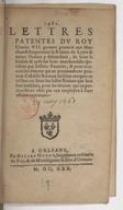 Lettres patentes du roy Charles VII portant pouvoir aux marchands fréquentant la rivière de Loyre et autres fleuves y descendans de lever subside et ayde sur leurs marchandises spécifiées par lesdites patentes, et pour...