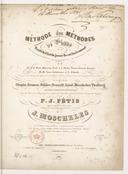 Méthode des méthodes de piano ou Traité de l'art de jouer de cet instrument, basé sur l'analyse des meilleurs ouvrages qui ont été faits à ce sujet et particulièrement des méthodes de Ch. P. E. Bach, Marpurg, Türk, A. C....