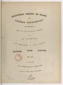 Dernières Leçons de chant du célèbre Crescentini composées pour les voix de mezzo-soprano ou de contralto