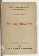 Les suppliants / François Porché