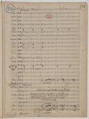 Le Mage // opéra en 5 actes // Musique de J. Massenet // poème de Jean Richelin (manuscrit autographe)