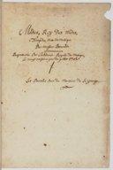 Medus, Roy Des Medes, // Tragedie, mise en musique // Par monsieur Bouvard. // Representée Par L'academie Royale de musique, // le vingt-troisième jour de juillet 1702. // Les Parolles sont de Monsieur De La Grange