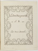 Laudate Dnùm quoniam bonus // A 8://Par Orace Benevoli (manuscrit autographe)