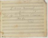 Le Astuzie Femminili // Musica // Del Sig.r D. Domenico Cimarosa