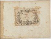 Pieces // de // Clavecin. // 1769
