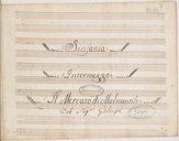 Sinfonia // Intermezzo // Il Mercato di Malmantile