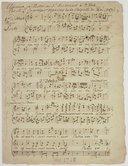 Elévation, ou Mottet au S.t. Sacrement à 3 Voix // Par A. L. Couperin organiste de la Chappelle du Roi. 1787 (manuscrit autographe)