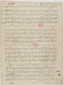 Andante quasi lento per 1mi e 2di Violini, Viole e Violoncelli. G. Gariboldi