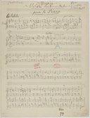 """""""Urania. Valse Sentimentale pour le Piano par G. Gariboldi"""" (manuscrit autographe)"""