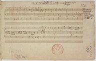 [Recueil de 8 motets à deux et trois voix / de Bonifazio Graziani et Francesco Foggia]