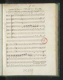 Pseaume 110. mis en musique par Mr Giroust. // Mtre de musique de la chapelle du Roi