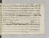 Concerto n°8 pour violon et orchestre (manuscrit autographe) / del Sigr Giuseppe Tartini