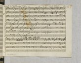 Concerto n°30 pour violon et orchestre (manuscrit autographe) / del Sigr Giuseppe Tartini