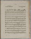 Fantaisie sur la Flûte enchantée de Mozart pour le violoncelle avec accompagnement d'orchestre ou de piano par Auguste Franchomme, op. 40 [Partie soliste et 11 parties d'orchestre]