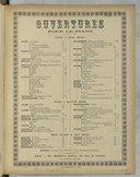 Le carnaval romain : ouverture caractéristique / H. Berlioz ; arrangée à quatre mains par Pixis