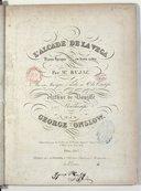 L'Alcade de la Vega, drame lyrique en 3 actes par Mr Bujac, représenté pour la première fois sur le théâtre royal de l'opéra-comique à Paris, le 10 août 1824