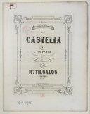 Le Castella, 2e nocturne pour piano