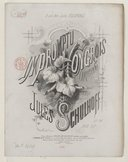 Impromptu hongrois original pour piano. op. 54