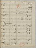 Hommage respectueux // à sa Grandeur Monseigneur Pierre Louis Parisis // Evêque d'Arras, de Boulogne et de S.t Omer. // N.o 3 // Messe // solennelle à 4 voix // Solos et Choeurs // avec Orchestre ou Orgue // par // Alex....