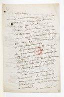 [Lettre de Frédéric Bérat à Monsieur Bonju, 10 Janvier] (manuscrit autographe)