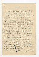 [Autre biographie autographe de Berlioz] (manuscrit autographe)