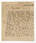 [Lettre de Giacomo Meyerbeer à Monsieur Gottfried Weber, 14 Mai 1811] (manuscrit autographe)