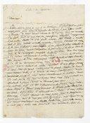 [Lettre de Giacomo Meyerbeer à Monsieur Levasseur, 5 juillet 1823] (manuscrit autographe)