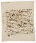 [Lettre de Gottfried Weber à Monsieur Ferdinand Gassner, 6 octobre 1836] (manuscrit autographe)