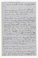[Notes de Weckerlin pour l'édition des chansons de Béranger] (manuscrit autographe)