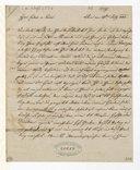 [Lettre de Thade Weigl à Monsieur Pleyel, 21 juillet 1802] (manuscrit autographe)