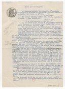 [Engagement de Léo Staats] (manuscrit autographe)