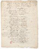 Couplets à l'occasion de la construction des Bâtimens et jardins de Bagatelle, ordonnés par Monseigneur le Comte d'Artois et exécutés par Belanger son premier architecte en 64 jours. Ce qui fit donner le nom de Bagatelle à...