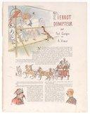Pierrot dompteur / par Paul Guigou et A. Vimar