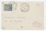 [Lettre autographe signée de Léon Boellmann à Louise Schwab, Paris, 27 janvier 1895] (manuscrit autographe)