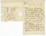 [Lettre de Pierre Marie François de Salles Baillot à Monsieur Reicha, Dimanche 5 décembre 1819] (manuscrit autographe)