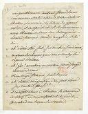[Une anecdote sur Baillot non autographe] (manuscrit autographe)