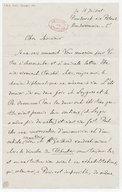 [Lettre autographe signée de César Cui à Charles Malherbe, Pawlowsk, 16 juillet (année?)] (manuscrit autographe)