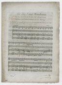 Air des Faux mendians.... Paroles de Lebrun-Tossa, arrangé pour piano ou harpe par J. B. Auvray