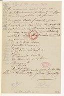 [Un reçu, 10 août 1841]
